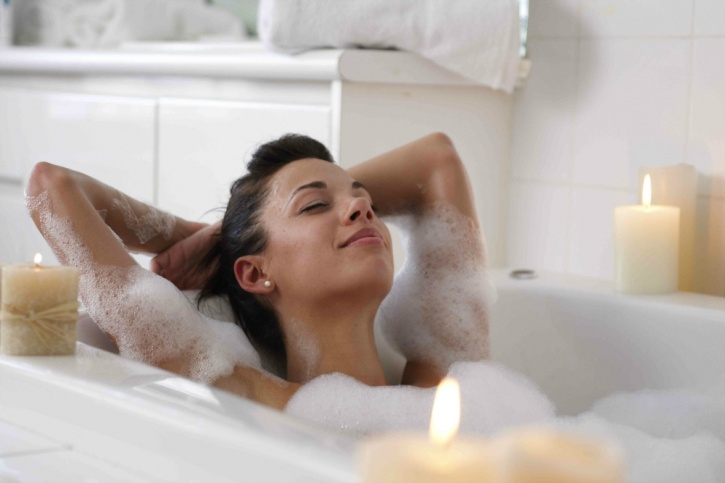 benefits of having a hot water shower