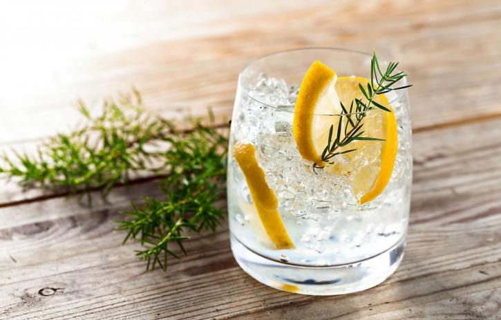 Gin is rich in the anti-oxidant rich core ingredient juniper berries