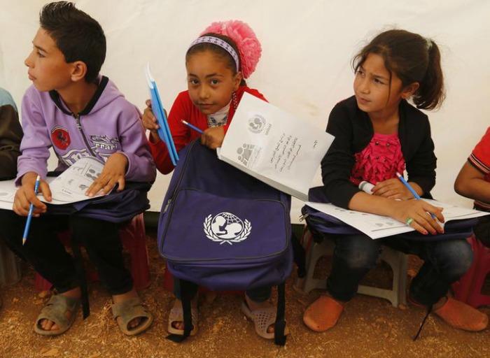 UNICEF, Syria