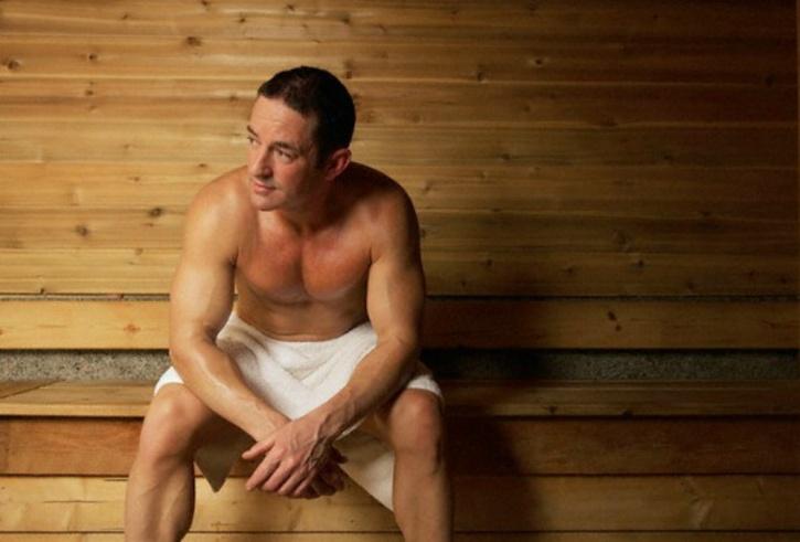 sauna give cardiovascular benefits