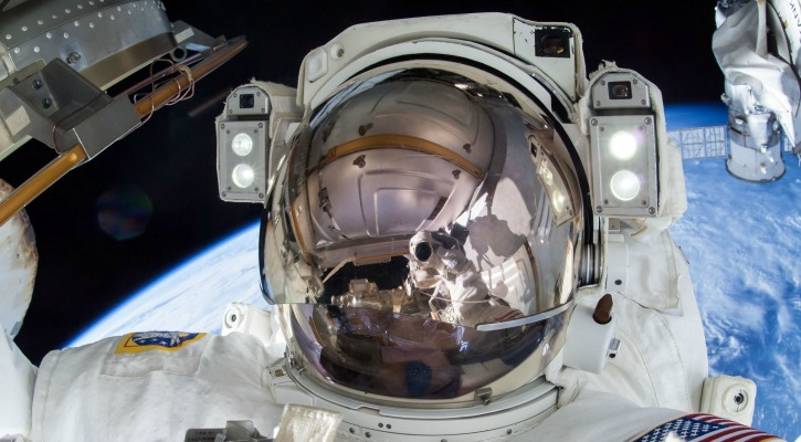 US astronaut Terry Virts tweeted this image after a series of spacewalks in 2015 - Images courtesy: NASA