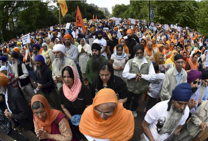 1984 Riots Sikh Genocide