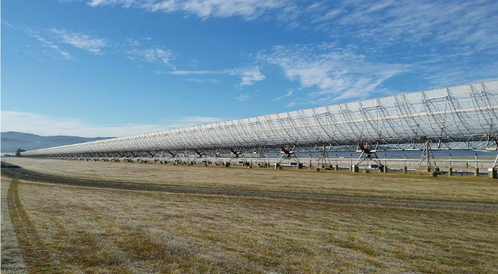 The Molonglo Telescope - Swinburne University of Technology