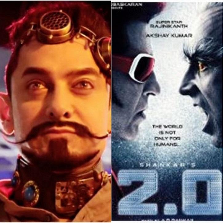 Secret Superstar VS Rajinikanth