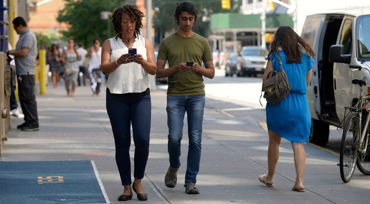 Deadly Tech? Rise In Smartphone Use Blamed For Increased Road Deaths
