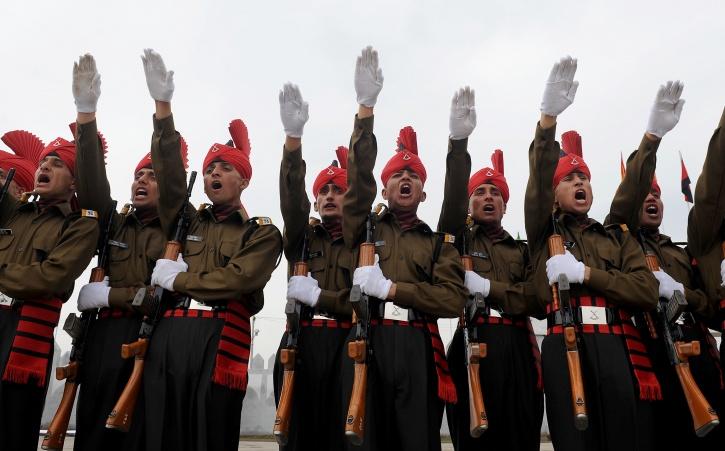 Kashmir Recruitment