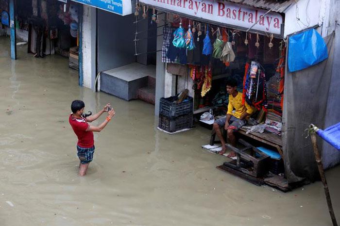 Deadly Monsoon Rain
