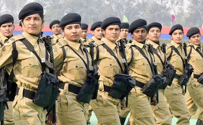 NE Women Commandos
