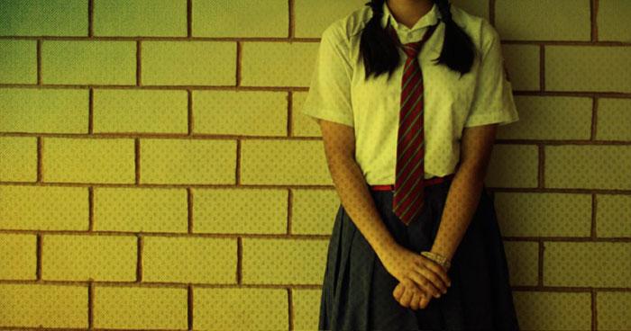 Locks Girl In Classroom