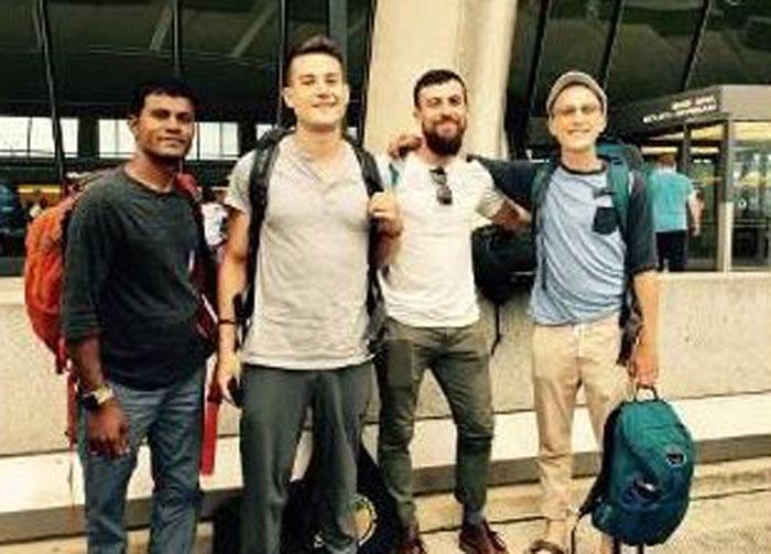 Bhiwandi Boy Returns From US