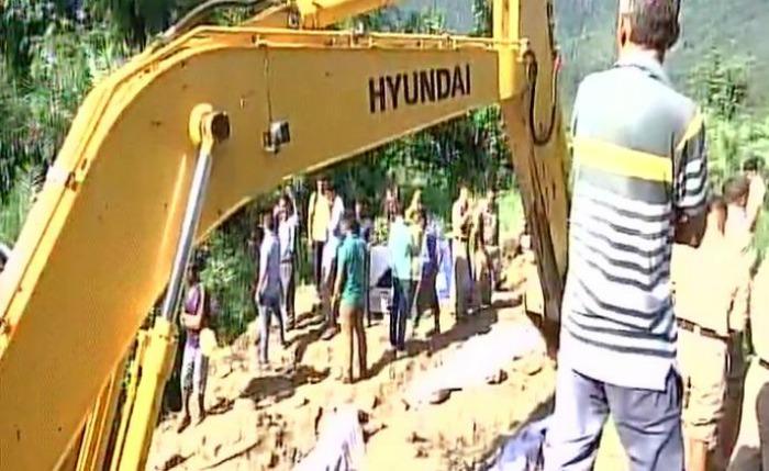 rescue operations in Mandi