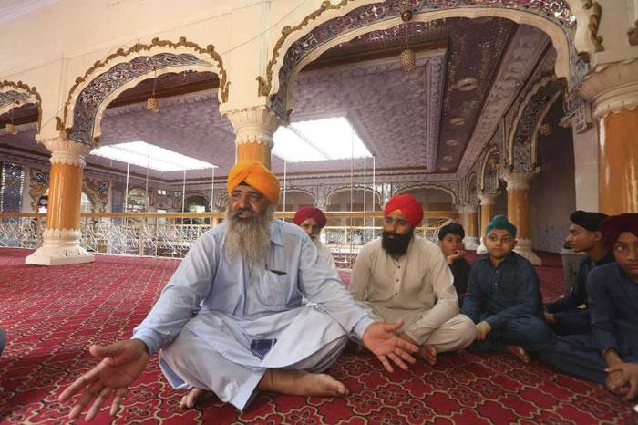 Pakistani Sikh Radesh Singh