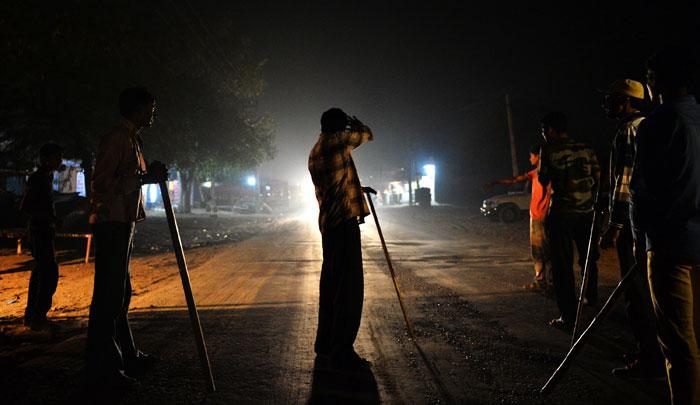 Dalits Skinning una