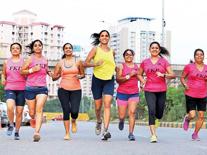 Marathoner Moms