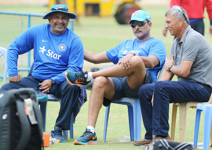 India Bowling Coach Bharat Arun