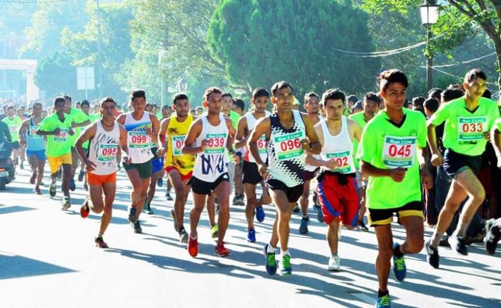 Marathon Mayhem In Nainital