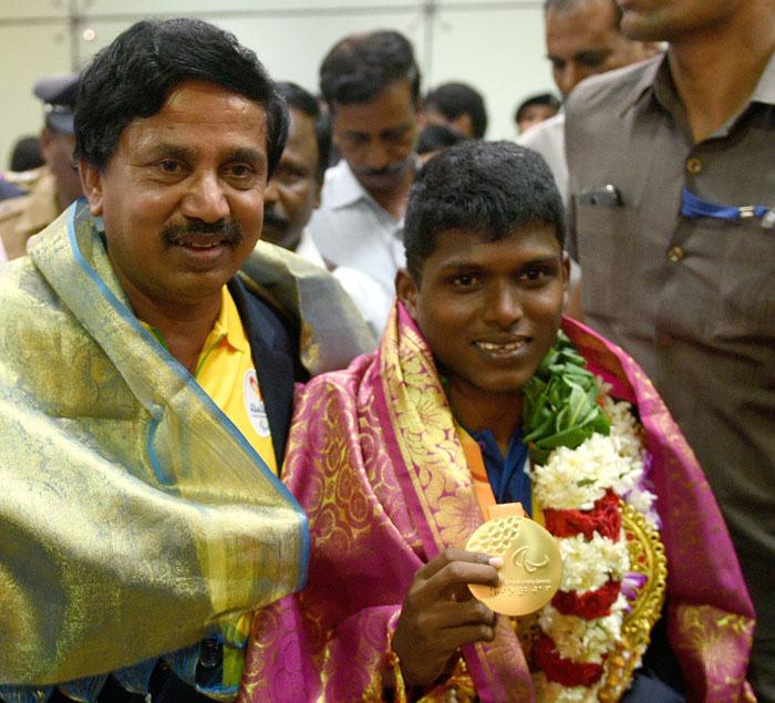 Mariyappan Coach Satyanarayana