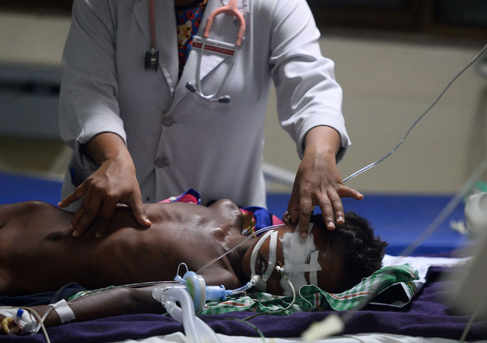 Gorakhpur Hospital Deaths