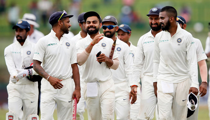 India V Sri Lanka