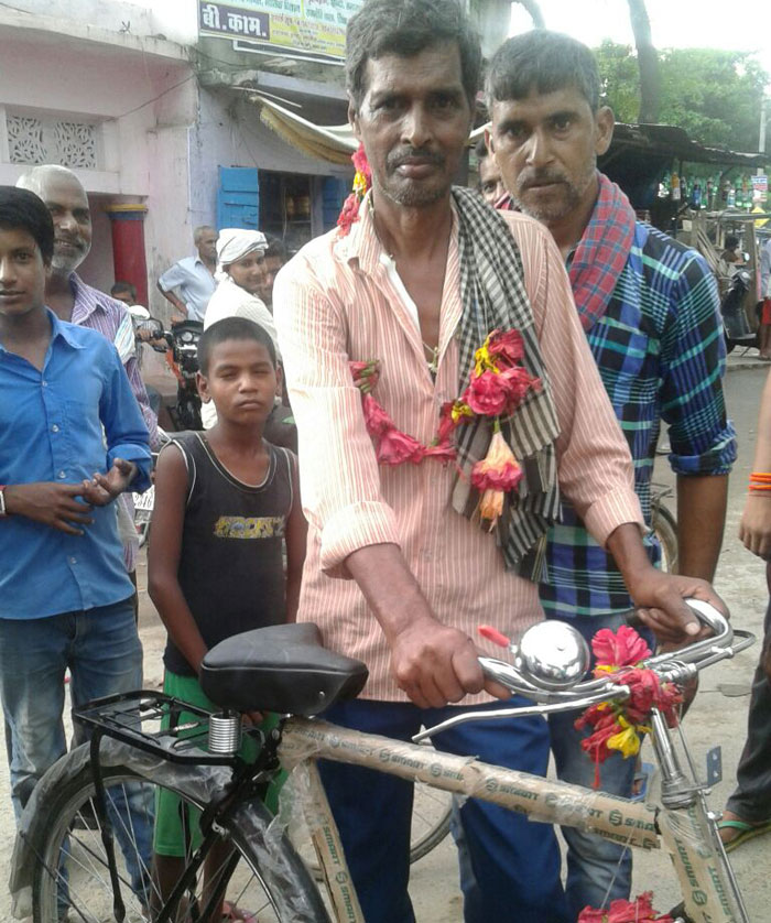 Man Rewarded For Drinking Liquor In UP