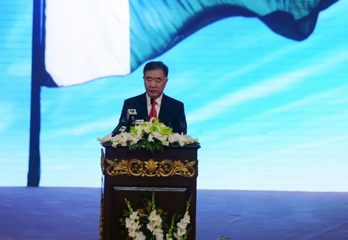 Chinese Vice Premier To Pakistan