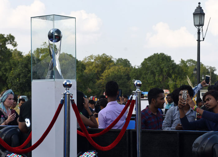 Football Takes Over India Gate