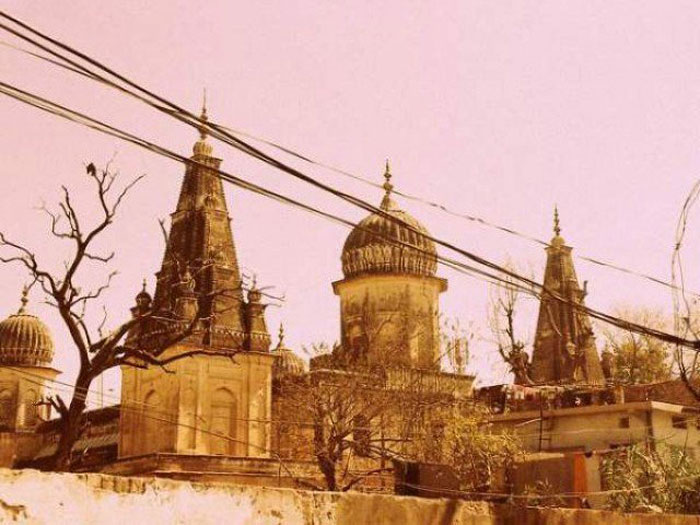 Hindu Temple In Peshawar