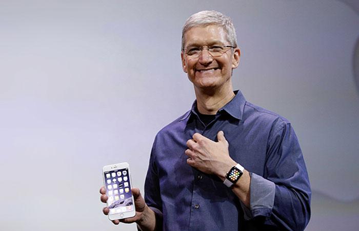 IPhone 8 In Tim Cook