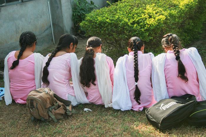 government girls school in Tripunithura