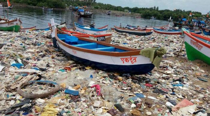 Versova Beach Clean