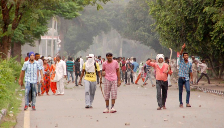 Haryana Violence