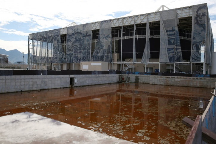 Rio Olympic venues
