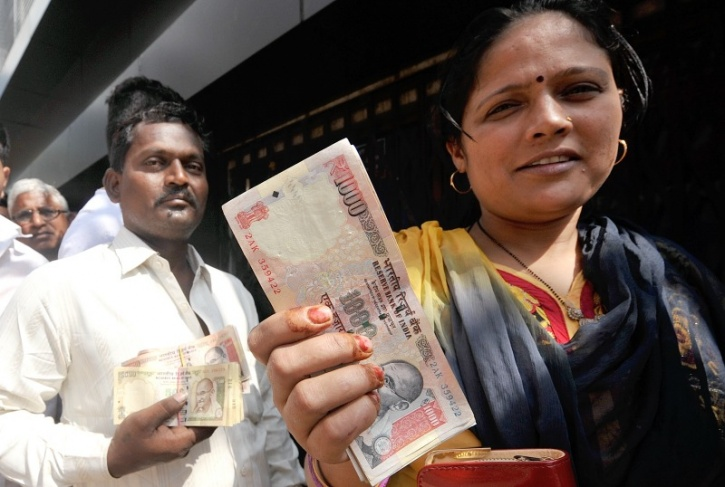 Rs 1000 note