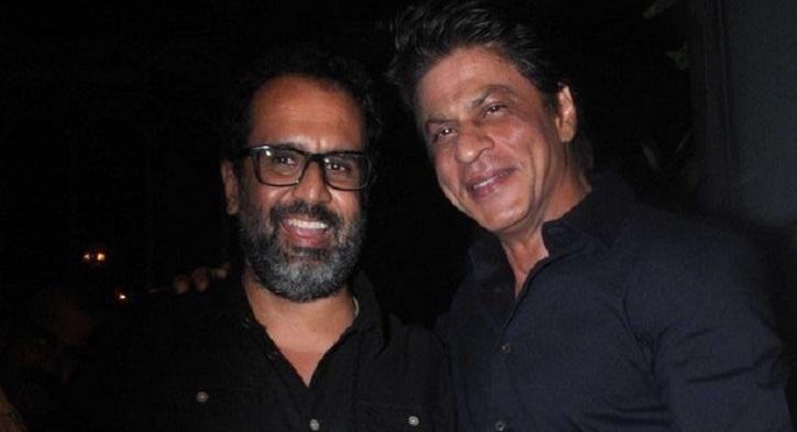 Aanand L. Rai, SRK