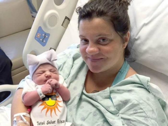 newborn named Eclipse in South Carolina