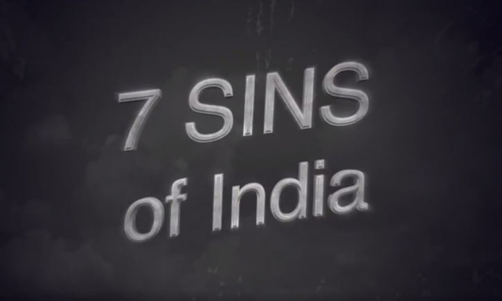 Seven Sins of India