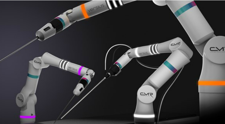 Image courtesy: Cambridge Medical Robotics