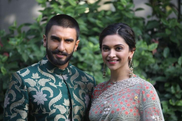 Ranveer, Deepika