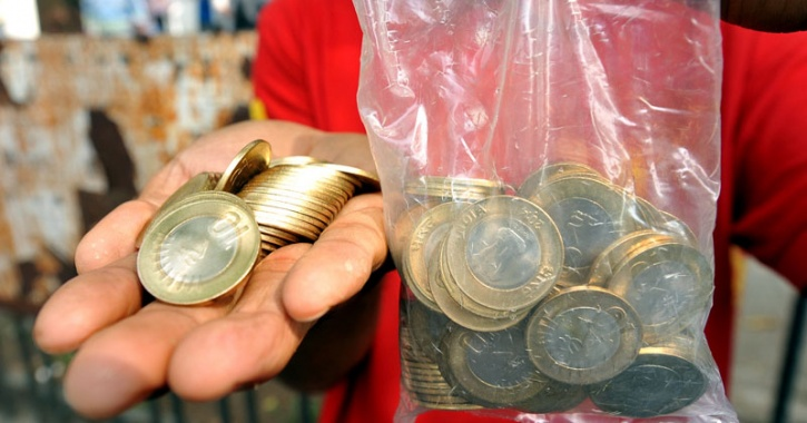 3 Men Break Into Bank But Manage Only Rs 2 Lakh In Coins
