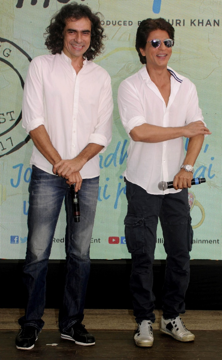 Imtiaz Ali, SRK