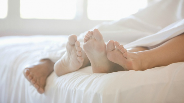 The reasons the study stated for this was: Both sexes are at their highest levels of energy at this time of the day.