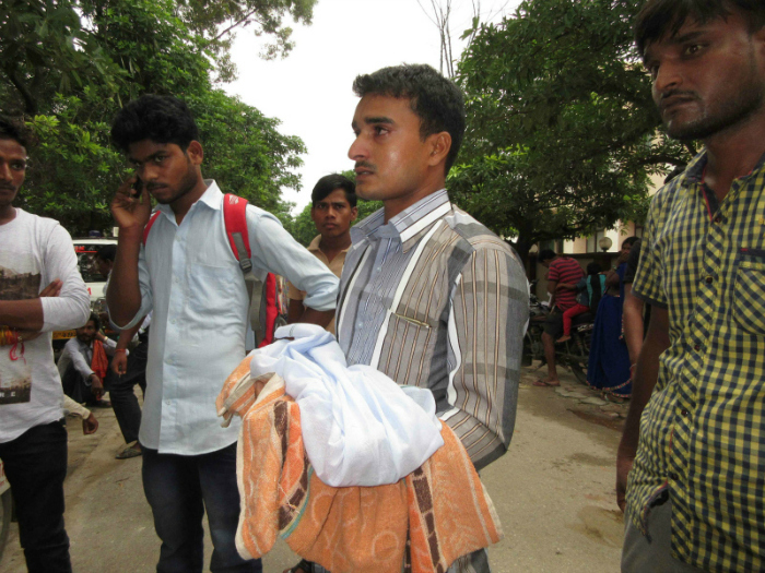 In one of the more deadly infectious attacks that the country witnesses every year, at least 60 children succumbed to the lethal encephalitis virus at the state-run Baba Raghav Das Medical College Hospital in Gorakhpur in the last five days.