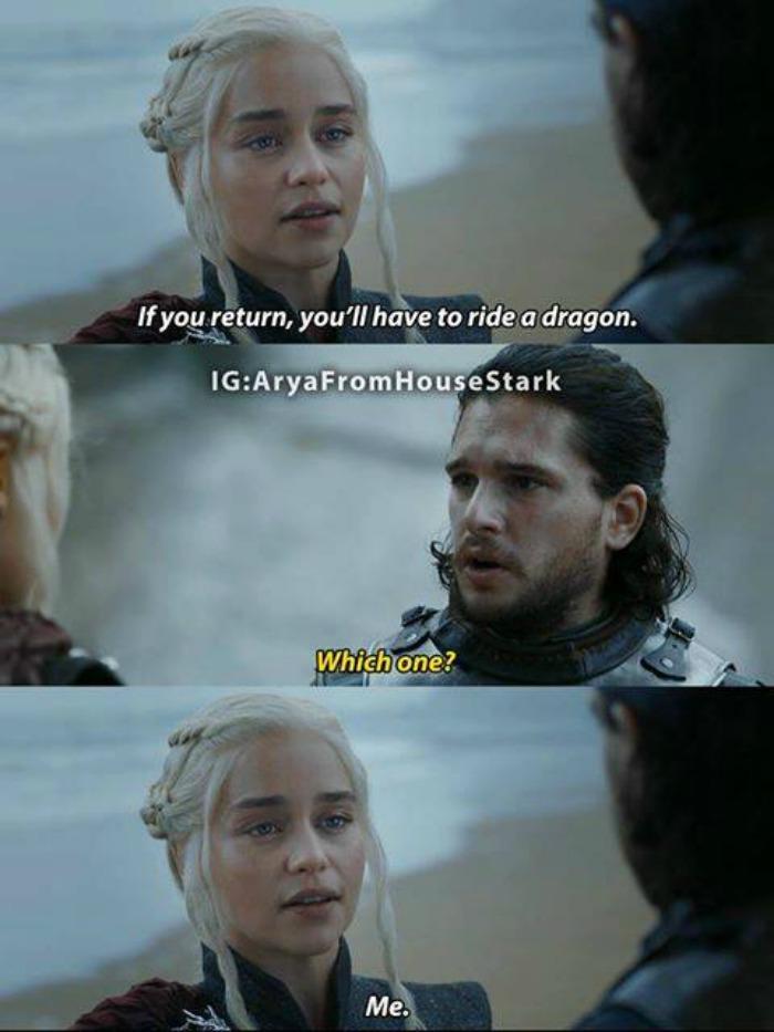 Dany-Jon meme