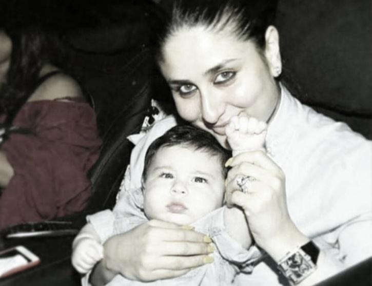 Kareena and Taimur