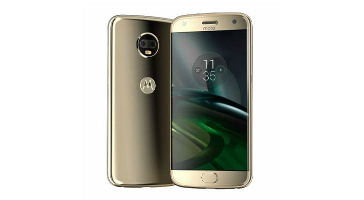 Mistaken (or maybe just early) renders of the Moto X4 showed the LED flash below the sensors