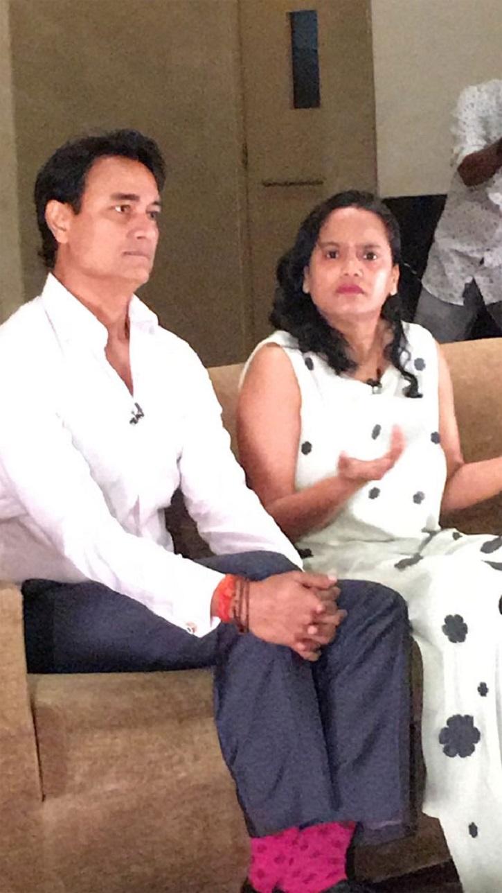 Sumeet and Shashi Mittal