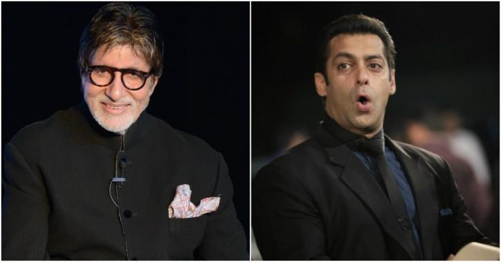 Amitabh Bachchan, Salman Khan