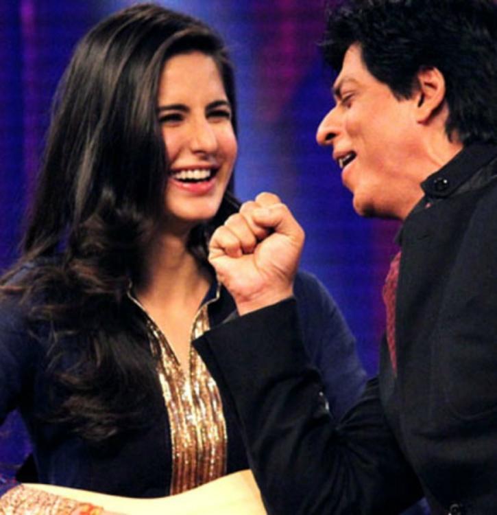 Katrina and SRK