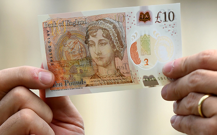 England Currency
