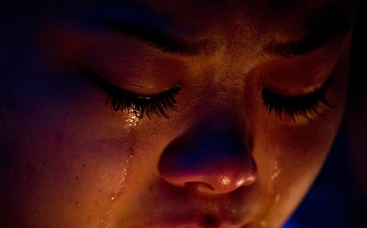 Women Crying